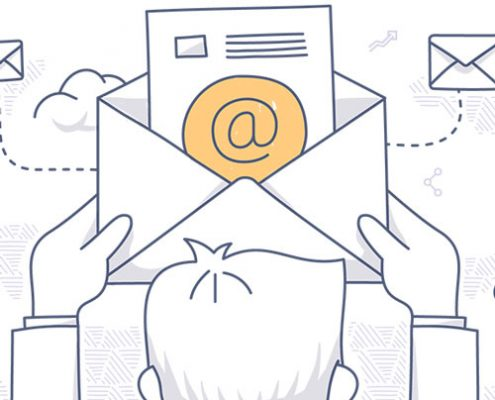 Boom! How to get readers to open your emails.