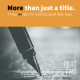 More than a title - 3 more tips for writing effective title tags