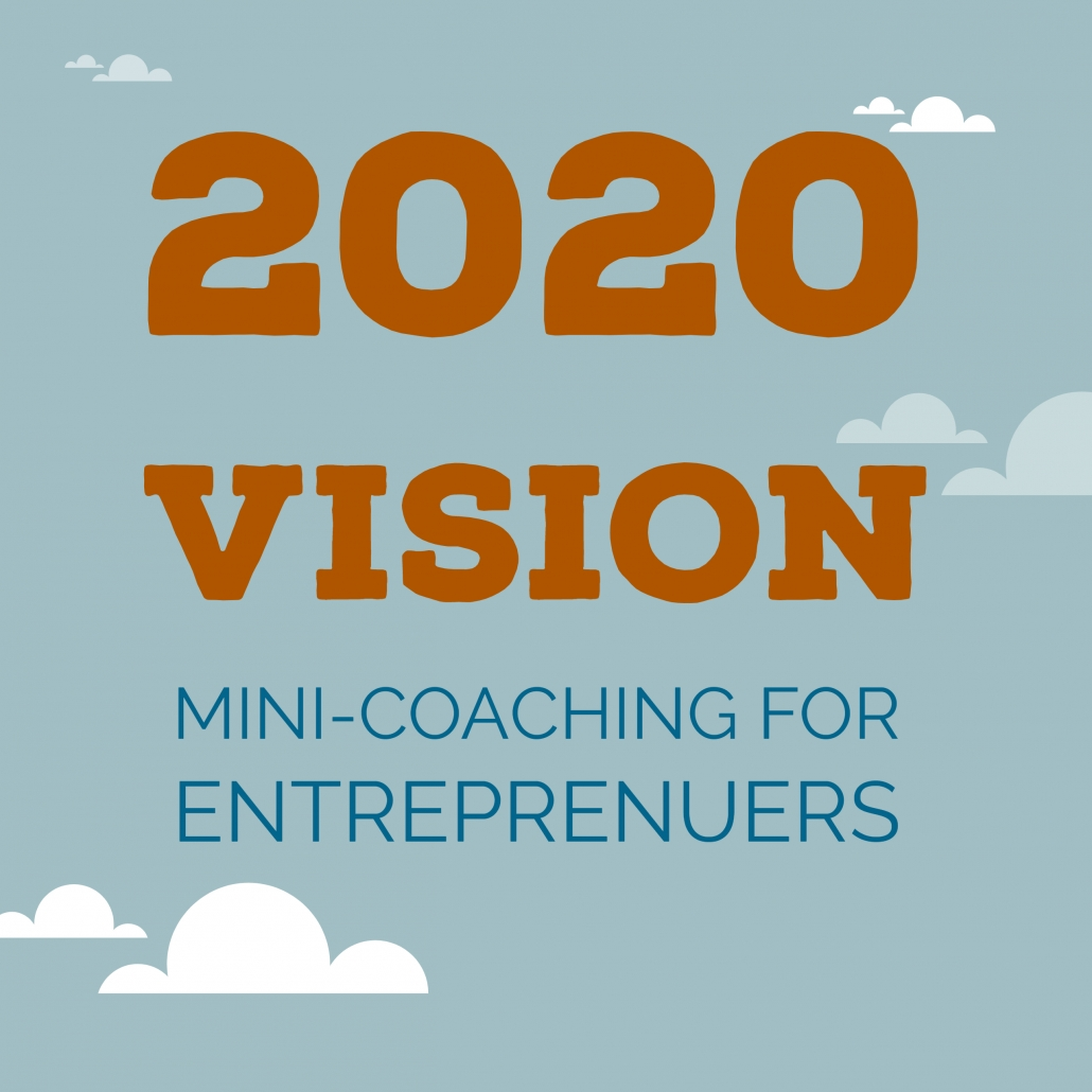 2020 Vision Mini-Coaching