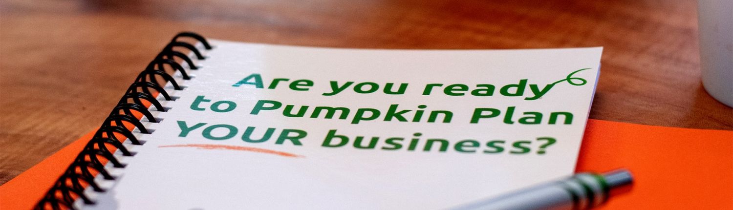 Are you ready to pumpkin plan your business?