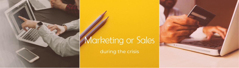 Marketing or Sales