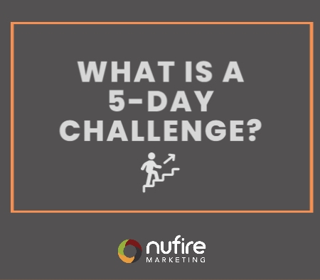 What is a 5 day challenge?